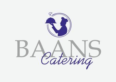 Logo Baans Catering