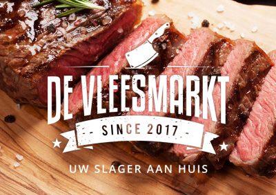 Logo De Vleesmarkt