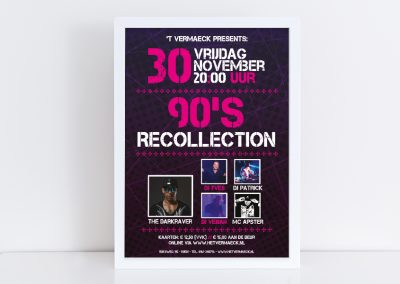 Poster Recollection