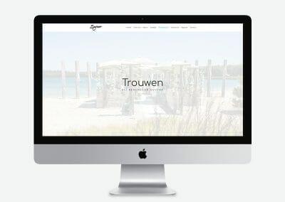 Website Beachclub Zuyver
